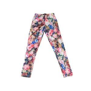 Floral Leggings Pants
